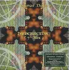 THOMAS DOLBY - HYPERACTIVE! 1994 UK CD SINGLE PART 2 CARD SLEEVE EMI CDEMCT 10