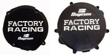 Boyesen Clutch & Ignition Black Cover For Suzuki RM 250 96-08 SC-23B CC-22B