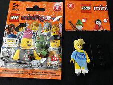 Lego® 8804  Ice Skater Schlittschuhläuferin Minifigures Serie Series 4 neu new