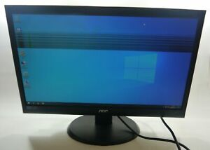 AOC e2050S 20 Inch 1600x900 LED Backlit VGA Monitor - Faulty / Spares / Repairs