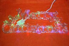 RGB LED CHRISTMAS XMAS TREE LIGHTS DECORATION  LIGHT