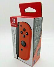 Nintendo Switch RIGHT Joy-Con Controller Only Neon Red NEW Sealed