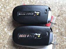 Scat Pack Challenger/Charger Key Fob Badges (set of 2)