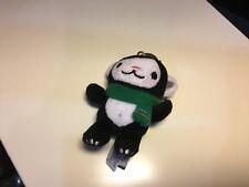 VANCOUVER 2010 Winter Olympic Set Mascot Plush Sumi Mika Quatchi New Keychain