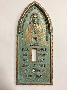 Heart Of JESUS, Catholic Light Switch Cover