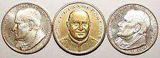 Lot 3 medailles/jetons Vatican (W 069)