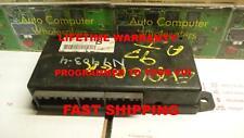 NY403-4 OEM WARRANTY 1997 EXPLORER MOUNTAINEER MULTIFUNCTION COMPUTER MODULE