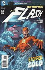 THE FLASH #7 Variant New 52 1:25 DC Comics 1st Print Near Mint to NM+