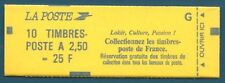 Carnet 10 timbres Briat 2.50 rouge N°2715-C3 Loisirs culture passion neuf**