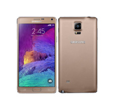 Débloqué Téléphone Samsung Galaxy Note 4 N910A 32GB 16MP Android 4G LTE - Or