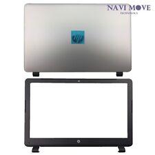 New For HP 350 G1 LCD Back Cover 758057-001 + LCD BEZEL 758055-001 US Seller