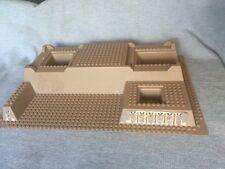 "Lego Raised Tan Base Plate 32 x 48 x 6 - 15"" x 10"""