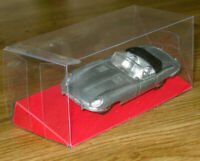Supplied by DINKY MECCANO 1968 E TYPE JAGUAR No.120 MODEL KIT+DISPLAY BOX