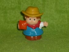 Fisher Price Little People Farmer Farm Boy #3 Seed Bag