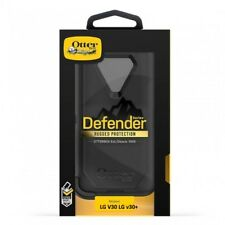 New Otterbox Defender Series Case for the LG V30 & LG v30+ Plus Black