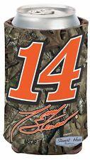 Tony Stewart Camo Can Cooler 12 oz. NASCAR Koozie