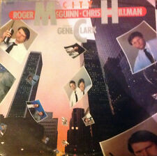 DISCO 33 GIRI - Roger McGuinn & Chris Hillman Featuring Gene Clark- City