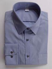 ex- m&s Corte Normal 100% Camisa De Algodón Vario Color Geo Estampado