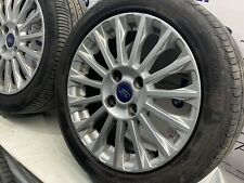 FORD FIESTA MK7.5 16 INCH 2014-ON 4 STUD ALLOYS AND TIRES 195/50R/16 X1 ONLY