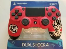 SONY PS4 PLAYSTATION 4 DRAGON BALL Z CONTROLLER