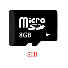MicroSD Card 8GB Micro SDHC TF Flash Memory Card For Tablet PC Mobile Samsung