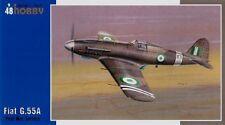 "SPECIAL HOBBY 1/48 Fiat G.55A ""Post War"" # 48087"