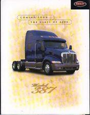 "Peterbilt ""Model 387"" Truck Lorry Brochure Leaflet"