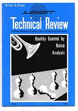 BRUEL & KJOER - TECNICAL REVIEW - Nº 2 - 1963