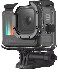 GoPro - Protective Housing + Waterproof Case for HERO9 Black Free Shipping