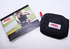 Fuelbelt Small Ripstop Pocket Fits Fuel Belt HD Nylon Zippered Triathlon Running