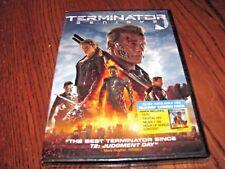 Terminator Genisys: Arnold Schwarzenegger (DVD,2015) Brand NEW + I Ship Faster