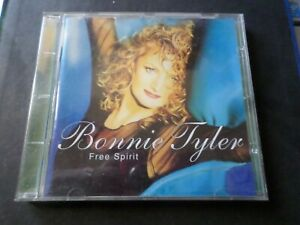 CD BONNIE TYLER, FREE SPIRIT, d occasion, MUSIQUE, TB