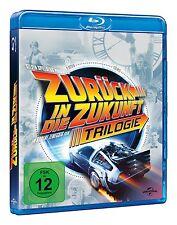 4 Blu-rays * ZURÜCK IN DIE ZUKUNFT - TRILOGIE ~ 30TH ANNIVERSARY ED. # NEU OVP +