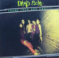 Collection of 4 Punk CD Albums - Fear Dead Boys Television Richard Hell Voidoids