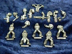 Warhammer 40k GW Plague Marines Death Guard Squad Metal Chaos Space Marines