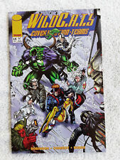 WildC.A.T.S. #15 (Nov 1994, Image) 1st Printing Zealot Pin-Up VF+