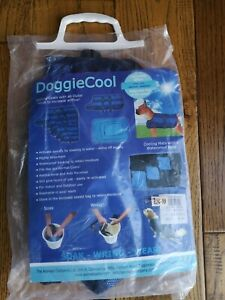 """Doggi Cool Coat Cooling Vest Small 12"""" - Used Once"""