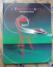 IL TRENO DELL'ARTE. DA TIZIANO ALLA STREET ART - 500 ANNI DI ARTE ITALIANA
