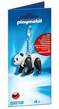 PLAYMOBIL Schlüsselanhänger Panda Bär 6612 NEU