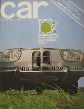 CAR magazine 08/1969 featuring Triumph, Lotus Eeven, Ginetta G12, Alfa Romeo, VW