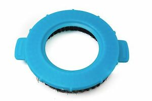 Blue SPIN MOP - SCRUB BRUSH Squeaky Clean Shiny Bright Sparkly Household Floors