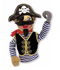 Melissa & Doug 3899 Barnacle Bart Pirate Puppet