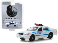 2003 Ford Crown Victoria NYPD Quantico 1:64 Hollywood Series 23 Model 44830F*