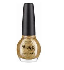 OPI Nail Varnish Nicole Kardashian Color - Disco Dolls - Gold