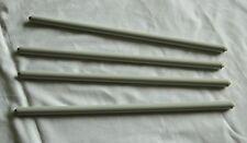 4 Original Bulthaup Querteiler 40 cm für Schublade - System 20 / 25 - fabrikneu!