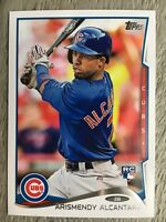 2014 Topps Update #US186 Arismendy Alcantara RC - NM-MT
