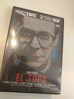 Dvd  EL TOPO   (nuevo precintado) 3 OSCARS