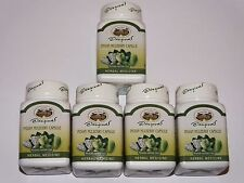 400mg Indian Mulberry Noni Herbal  5 Bottles - 350 Capsules  FREE TRACKED DEL