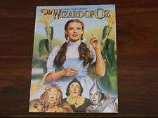The Wizard of Oz songbook