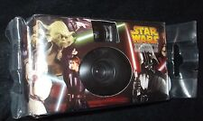 Star Wars Episode III Revenge of the Sith SEALED  One-Time Use Camera  100%